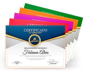 Certificado Tântrica Experience