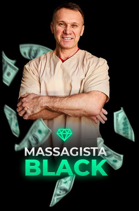 Massagista Black